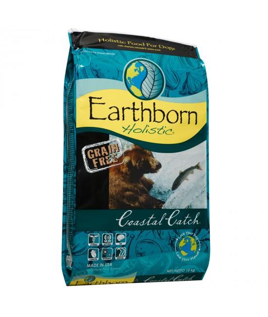 Earthborn Grain Free Coastal Catch Whitefish Dry Dog Food 12kg