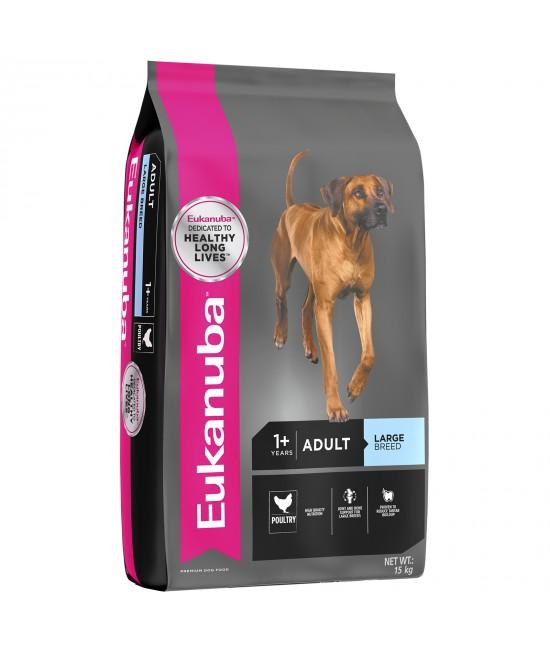 Eukanuba Large Breed Adult Dry Dog Food 15kg
