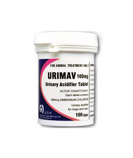 Urimav 100MG x 100 tabs