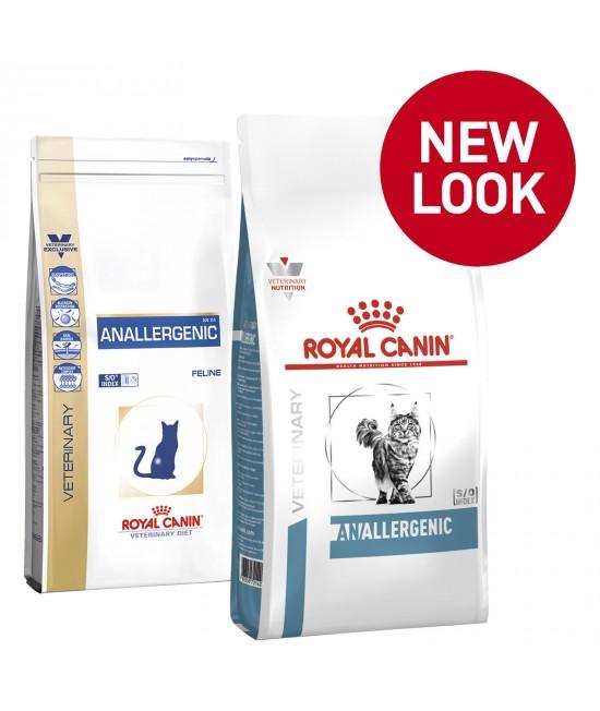 Royal Canin Veterinary Diet Feline Anallergenic Dry Cat Food 4kg 23855